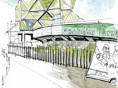 carnegie-headingley-urban-sketch-stevebeadleart