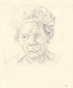 head-of-old-woman-pencil-sketchbook-steve-beadle-art