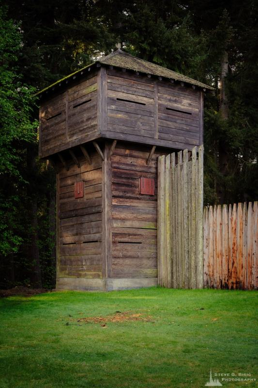 Point Defiance Park Fort Nisqually