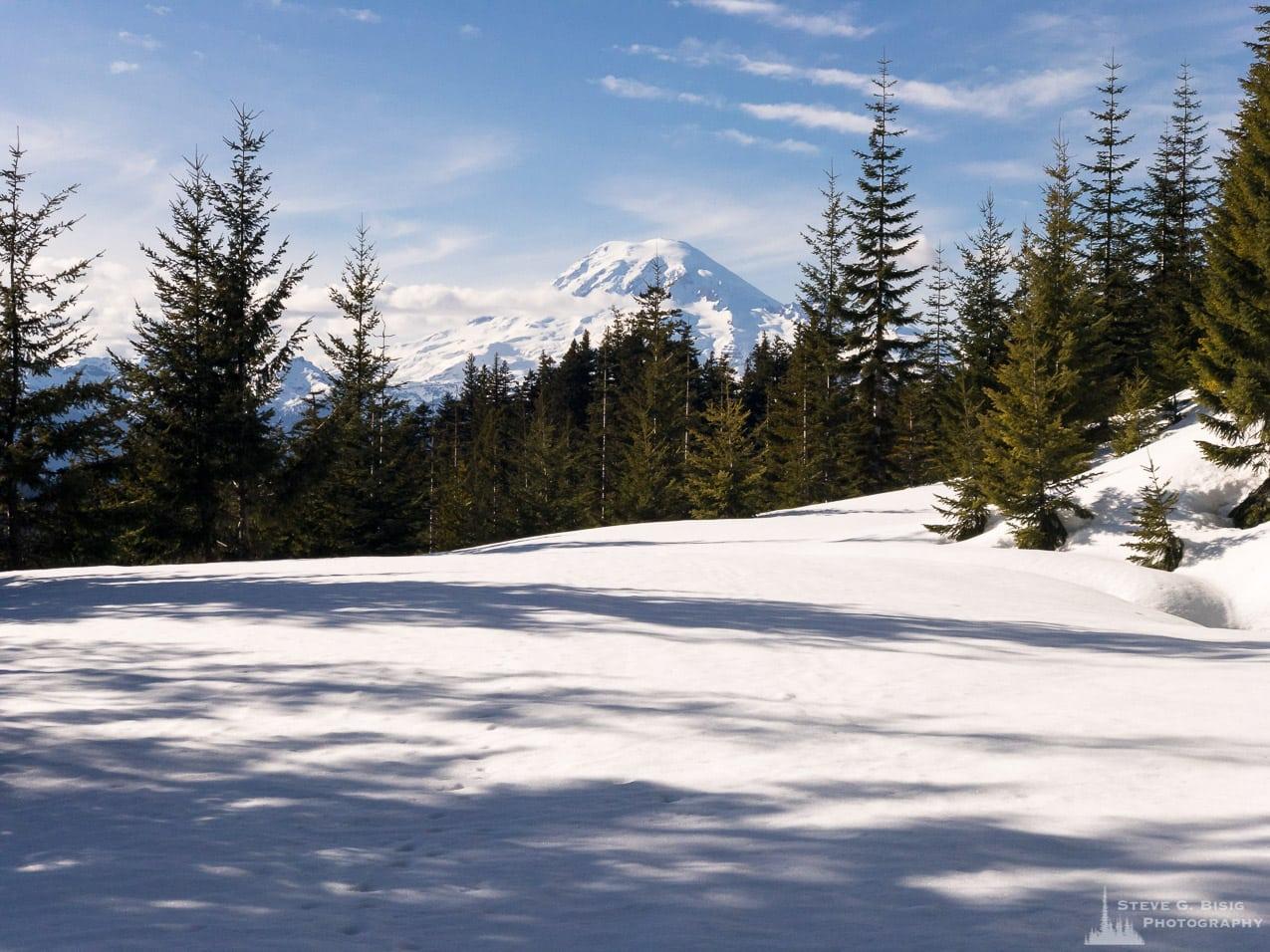 Mount Rainier, White Pass, Washington, Spring 2017 (iOS)