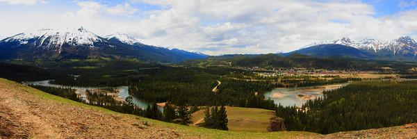Jasper Panorama