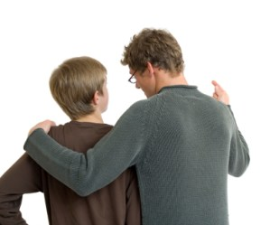 discussion father and son encouragement