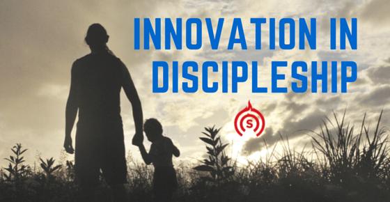 Innovation in discipleship