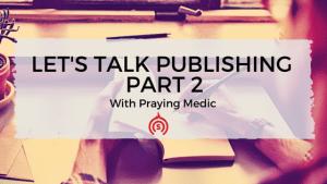 Book Talk with Praying Medic