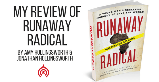 Steve Bremner's Review of Runaway Radical