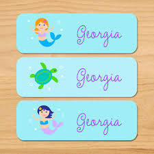 name labels for kids