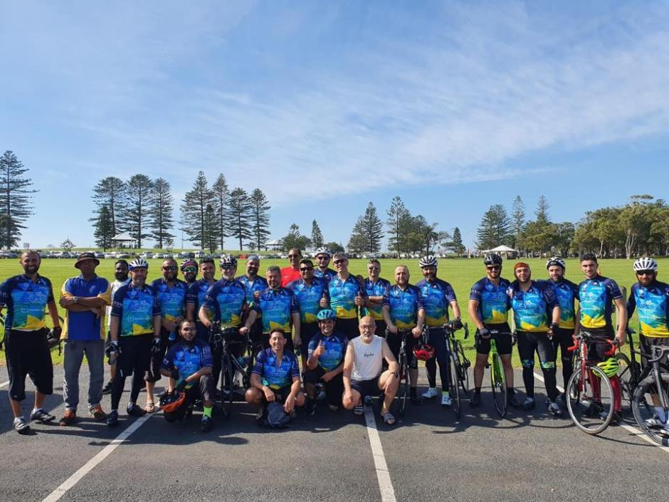 Sydney Muslim Cyclists
