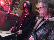 Meeting Todd Rundgren
