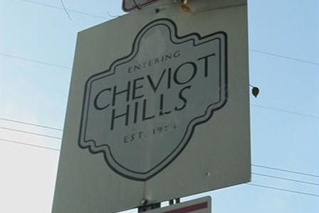 Cheviot Hills