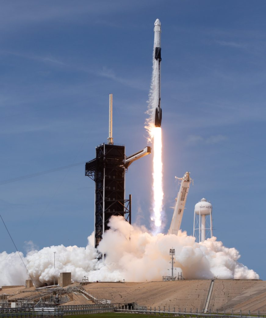 SpaceX Launch Highlighted Decline Of Russian Space Industry