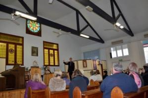 Spiritualist Service Falls Church @ Center For Spiritual Enlightenment | Falls Church | Virginia | United States