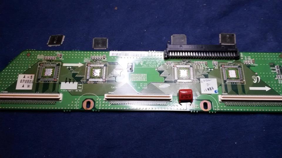 Samsung buffer panel