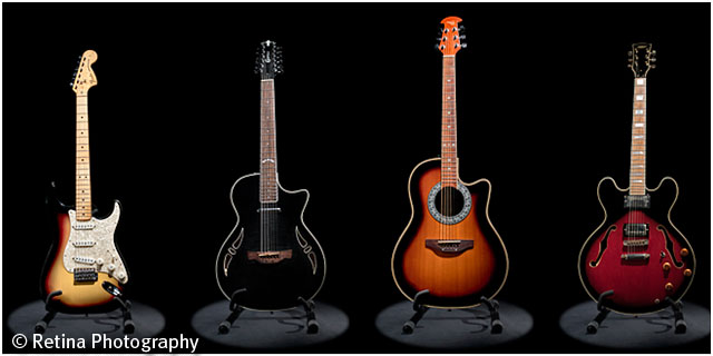 Guitar Collection Part One