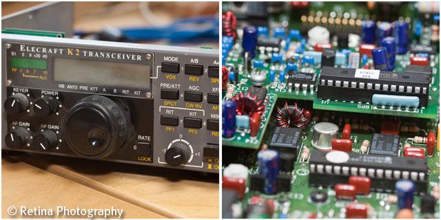 Ham Radio Build Your Own Radio Kit