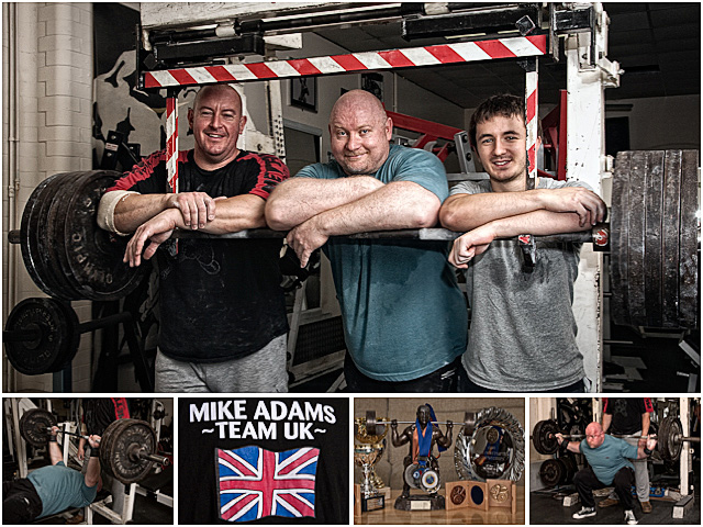 Weekend Passions Power Lifting Editorial Montage