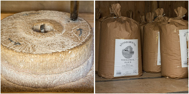 Stoneground Wholemeal Flour From 17Th Century Lurgashall Watermill