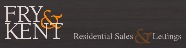 Fry and Kent Estate Agent logo