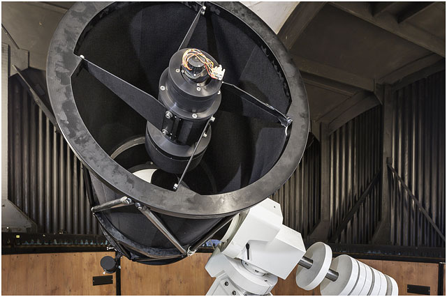 Hampshire Astronomical Group 24 Twenty Four Inch Telescope