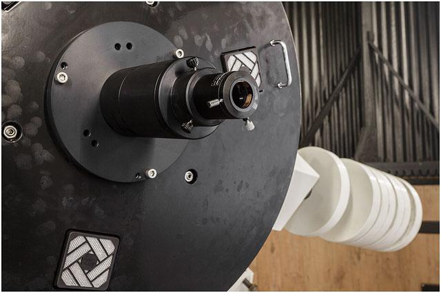 Eyepiece New Hampshire Astronomical Group 24 Twenty Four Inch Telescope