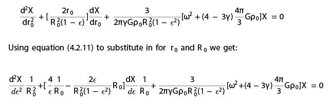 Astronomical Formula