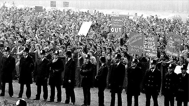 1972 Miners Strike