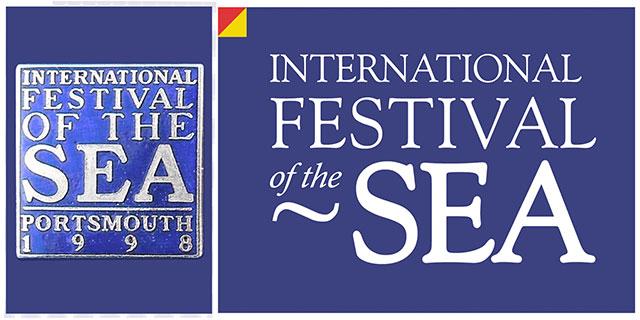 Festival Sea FOS 1998 2015 Badge Logo Logotype