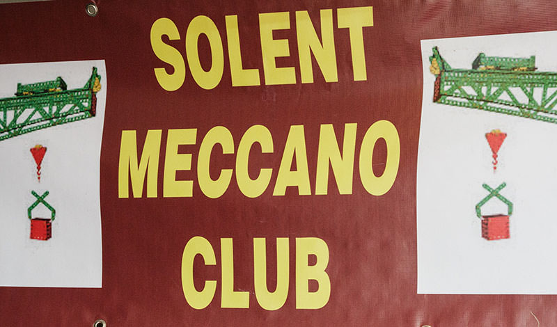 Solent Meccano Club Banner