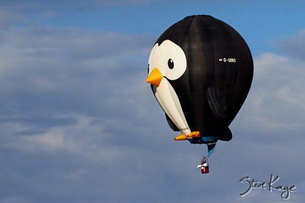 Albuquerque Balloon Fiesta, Oct. 2016