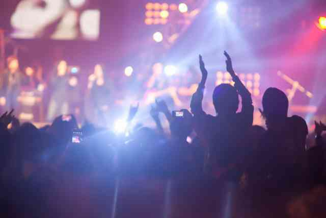Worship lights