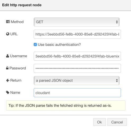 HTTP Request Node