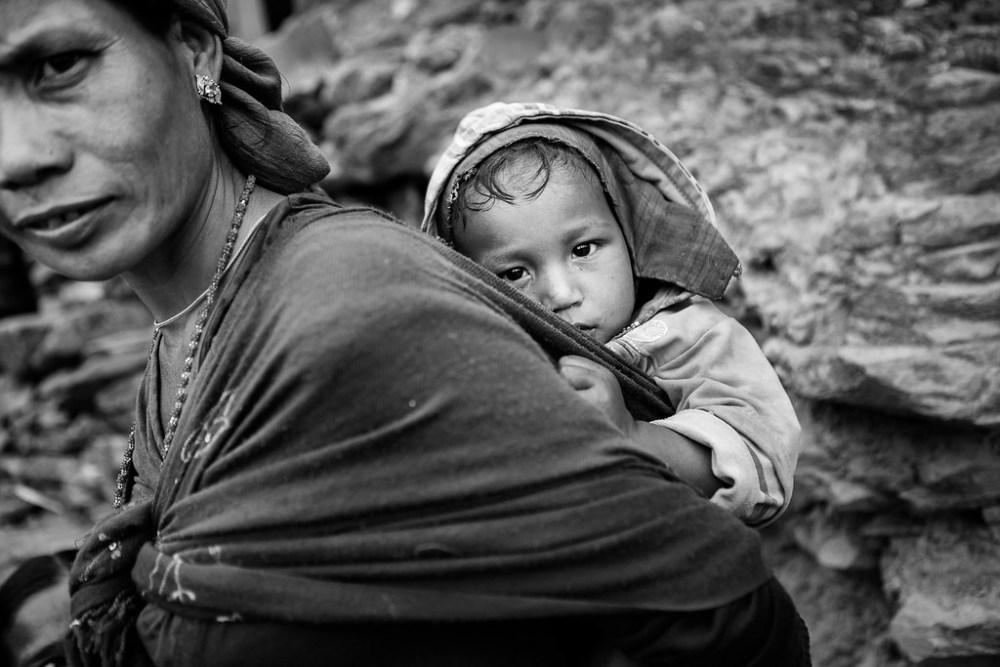 Frédéric Séguin reportage tibet