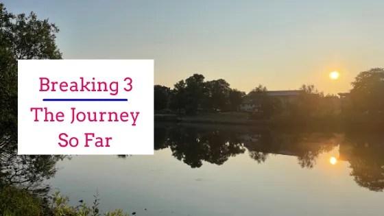 The Journey So Far   Steve Bonthrone Personal Trainer