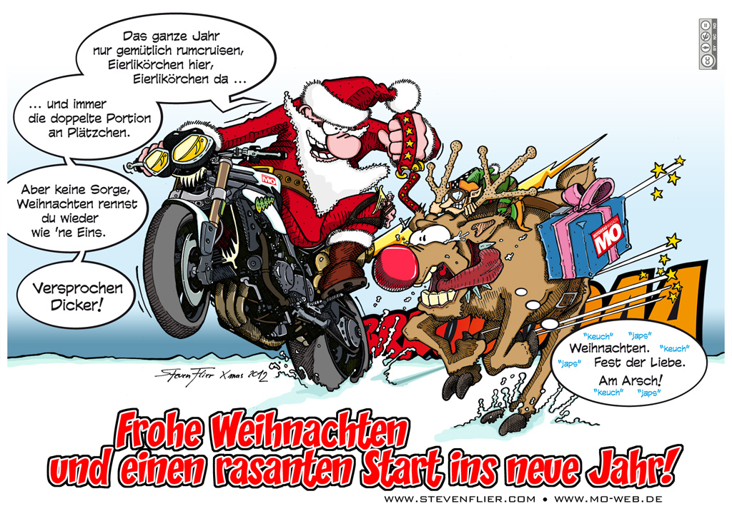 Grafik Atelier Steven Flier For Free Motorcycle