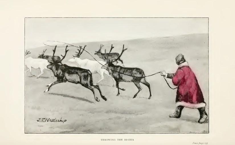 Santa is a Shaman