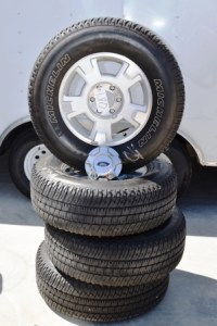 17 inch ford f150 wheels oem factory