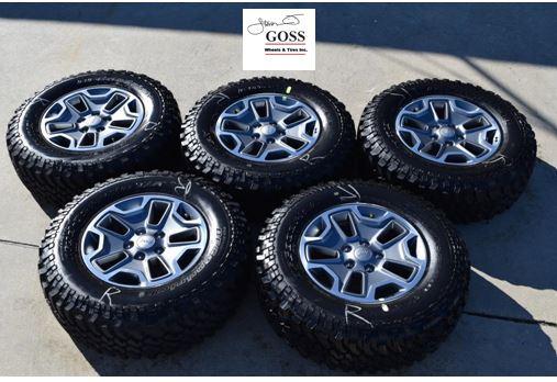 Jeep Wrangler Wheels Rims