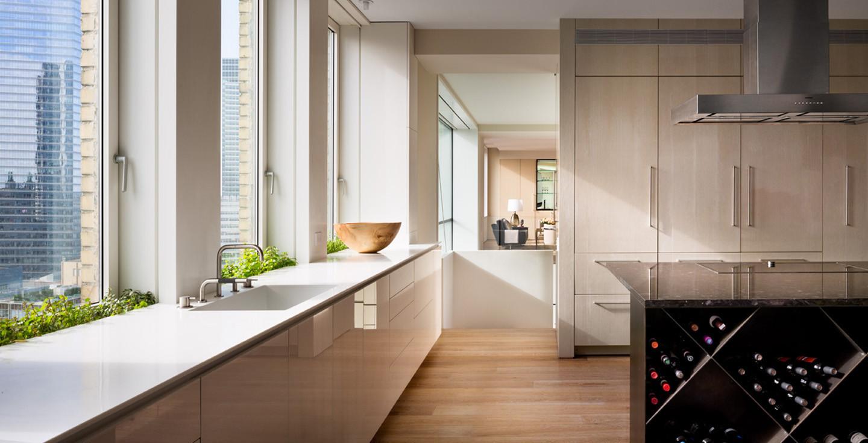 Steven Harris Architects LLP TriBeCa Penthouse