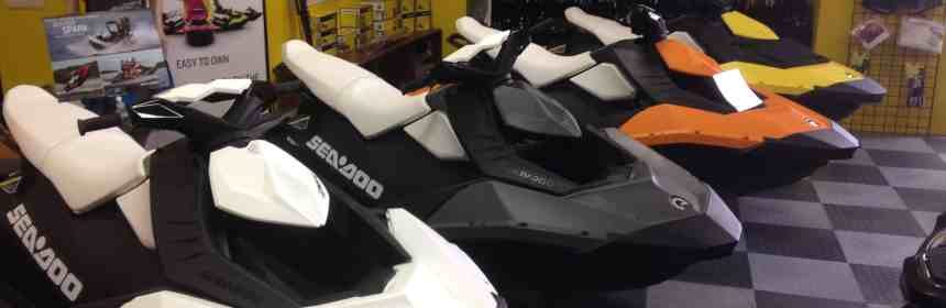Seadoo Sparks for sale