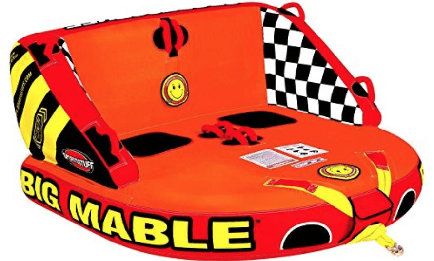 jet ski towable tube big mable