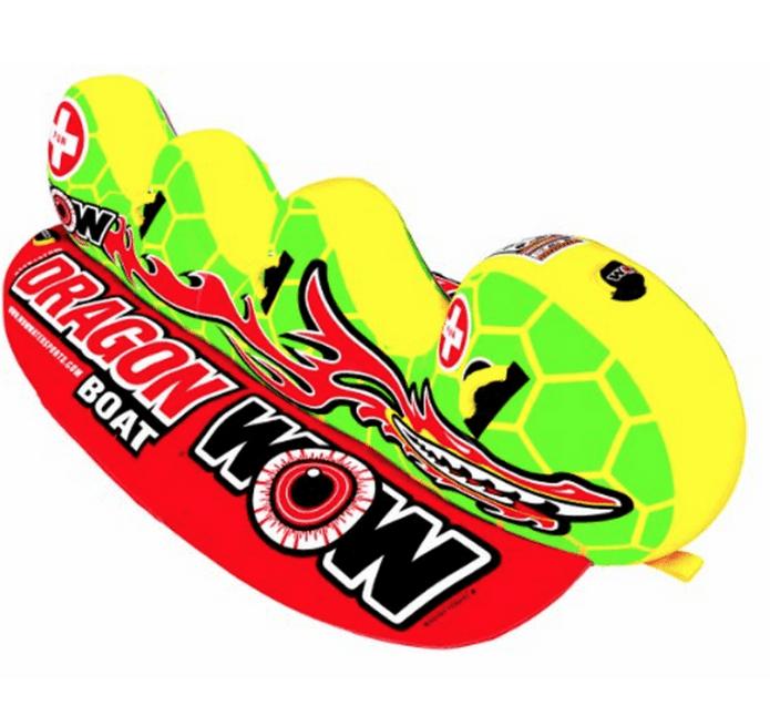 lochness tube dragon towable tube