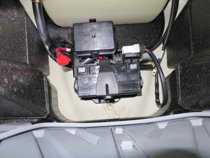 new seadoo battery