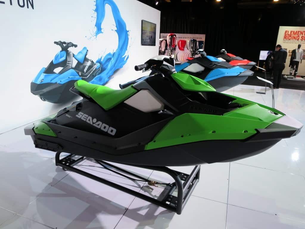 Sea doo spark review everything you need to know 2016 2018 usually the people who claim the spark is slow are dealerships that dont carry seadoo and are trying to get you to buy its nearest competitor fandeluxe Image collections