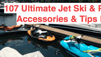 23+ Must Have Jet Ski Accessories - Useful and Important Gear