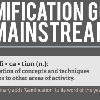 gamification goes mainstream. Gamification, e-commerce, advertising and marketing.