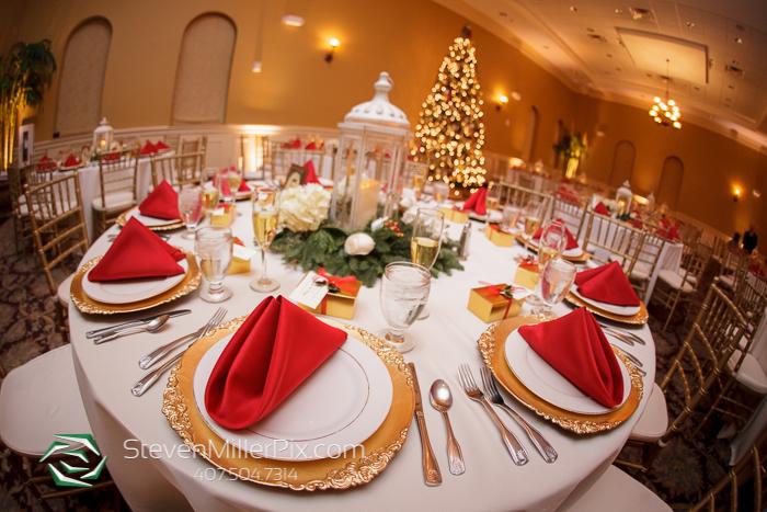 Holy Trinity Reception Center Orlando Wedding Photographer