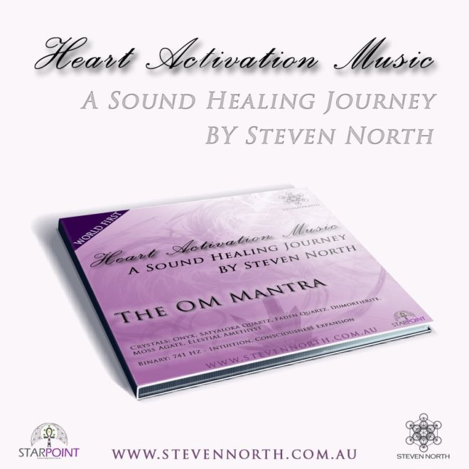 The OM Mantra by Steven North