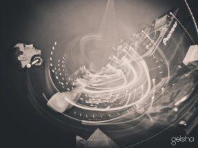 DJ Forgone at Geisha Bar