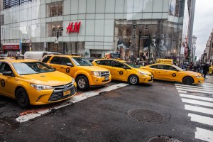 Taxi-Cab Race
