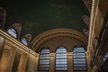 Grand Central Station, Ceiling