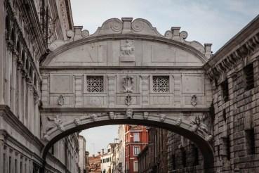 The Bridge of SIghs above RIo de Palazzo o de Canonica #1
